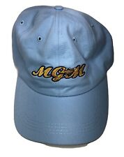 MONTGOMERY BISCUITS MINOR LEAGUE BASEBALL HAT/CAP ADJUSTABLE BACK Baby Blue L3