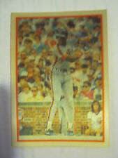 1986 Sportflix #20 Darryl Strawberry Magic Motion Baseball Card (GS2-b15)
