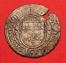 Medieval German States - Token, Bone, Rechnen Pfennig from the 15. Centruy