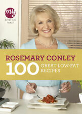 MKT 100 GREAT LOW-FAT RECIPES - CONLEY,ROSEMARY