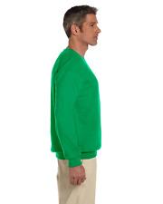 Gildan Men's Heavy Blend Crewneck Sweatshirt - Medium - Irish Green