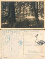 Ansichtskarte Masserberg Marienquelle 1955