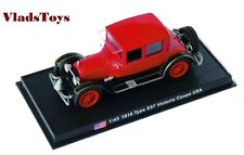 Amercom Fire Trucks 1:43 Cadillac Type 57 Victoria Fire Chief Coupe ACSF50 USA