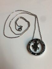 Circle of life and stay with me forever and Puzzel pendent
