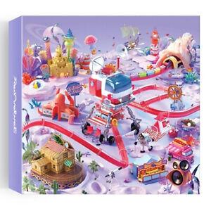 RED VELVET THE REVE FESTIVAL DAY 2 Kihno Album Kit+Foto Buch+Karte K-POP SEALED