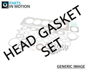 Head Gasket Set fits NISSAN MICRA K10 1.2 90 to 92 MA12S Payen 1104219B25 New
