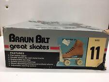 New listing Vintage Bruan Bilt Great Skates, Men's Size 11, used once or twice.