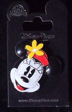 2016 Disney Minnie Mouse Trading Pin - 3d Bubbly Minnie Mouse With Daisy Hat