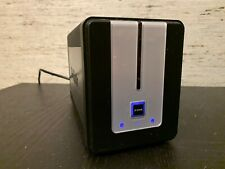 D-Link DNS-323 NAS Network Attached Storage 2 Bay RAID with AC Adapter