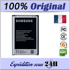 BATTERIE 100% ORIGINALE POUR SAMSUNG GALAXY NOTE 3 - DUOS - LTE N9000 -/ B800BE