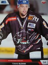 331 Tomas Slovak Augsburger Panther DEL 2008-09
