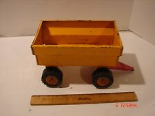 VINTAGE TRUCK REPAIR RESTORE PARTS TONKA FARM MASTER GRAIN CORN BIN HAULER TOY