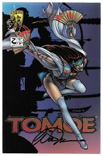 Tomoe 2 Signed Billy Tucci Autographed Crusade Shi Combined Shipping