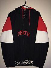 Mishka MNWKA Anorak Pullover DEATH Mop Bear Jacket Supreme stussy huf 10 deep !