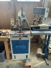 Omga T50 350 Precision Mitre Saw With Vacuum Cabinet Amp 9 Omga Auto Stop