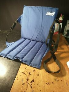 Coleman Portable Stadium Seat Padded Cushion