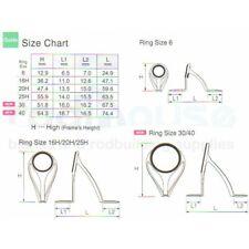 New! Fuji T-Rvtg 6.0 Titanium Torzite Baistcasting Guide - Ultimate Bfs Trvtg