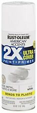 Rust-Oleum 327874 American Accents Spray Paint, Gloss White