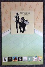 "FLEETWOOD MAC -""RUMOURS"" Orig '77 Store Promo Poster 34"" x 23""-WB Rec"