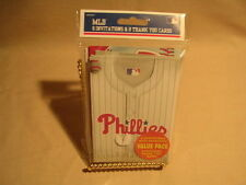Philadelphia Phillies Invitations with Envelopes and Thank You cards Pack of 8