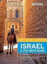 Moon Israel & the West Bank 'Including Petra Belmaker, Genevieve
