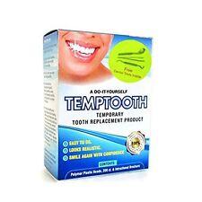 Cosmetic Tooth Replacement False Fake Teeth Dental Snap On Tool repair kit