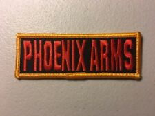 Phoenix Arms Pistol Rifle Shotgun Patch NRA
