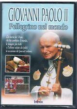GIOVANNI PAOLO II PELLEGRINO DEL MONDO DVD F.C.  SIGILLATO!!!