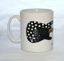 Guitar Mug. Buddy Guy's Polka Dot Fender Stratocaster