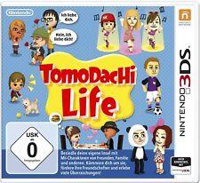 Tomo dachi vie Nintendo 3DS Nouvea et OVP