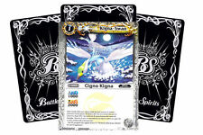 BATTLE SPIRITS: 20 CARTE IN ITALIANO SERIE 2 - LOTTO CIGNO KIGNA
