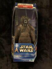 2002 Star Wars The Empire Strikes Back Zuckuss 12 inch Figure - MISB