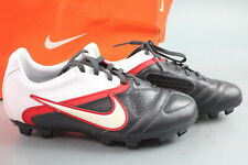 Nike JR CTR360 Libretto 2 Blk/White/Red Soccer Cleats Sz 6Y
