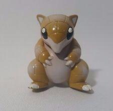 Sandshrew TOMY Pokémon/POKEMON Mini Figura ORIGINALE ctgsj Nintendo