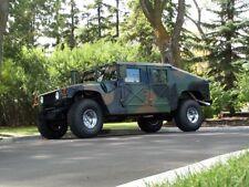 TremorMUV (Hummer H1 / HMMWV / Humvee) Replica Plan set with Windshield Plans