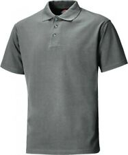 Dickies Worker Polo Shirt Grey (XXX-Large) Men's Work Top