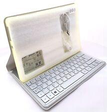 Original Acer Iconia W700 carry bag nordic bluetooth keyboard nordisk tastatur