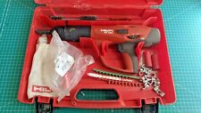 Hilti Dx 460 Concrete Fastener Nailer Powder Actuated Gun With Case Tested
