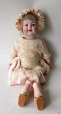 Original gefertigte antike Puppen Porzellankopf Simon & Halbig (bis 1945)