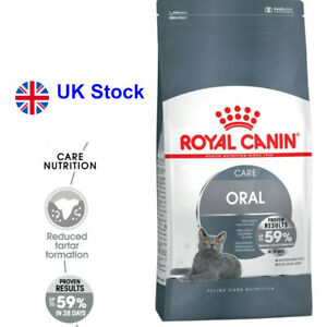 Royal Canin Oral Care Reduce Build Up of Plaque and Tartar