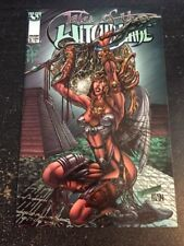 Tales Of The Witchblade#5 Incredible Condition 9.2(1998) Bennett Art!!