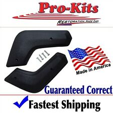 Mopar 68 69 70 Roadrunner Coronet Dart OE Quality Bench Seat Hinge Covers