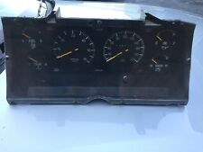 ford XD XE Fairmont Ghia ESP dash cluster  to suit   XE