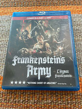 Frankenstein's Army (2013 Blu-Ray & DVD Combo) Horror, Cult (Canadian Edition)
