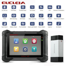 EUCLEIA TabScan Automotive Full Systems Diagnostic Tools DPF EPB TPMS OIL RESET