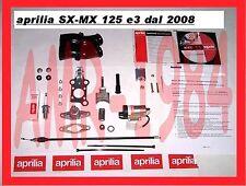 CONJUNTO FORTALECIMIENTO de LA MOTO APRILIA SX 125 de 2008 con calibración