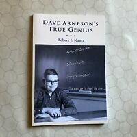 Dave Arneson's True Genius robert j. kuntz book d&d dungeons dragons rpg gygax !