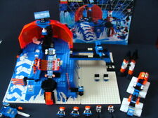 LEGO System Ice Station Odyssey 6983 Space Planet Raised Baseplate 100% Complete