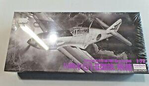 Hawegawa Hobby Kits Kawasaki Ki-61-II kai Tony WW2 Airplane 1:72 NEW FP5