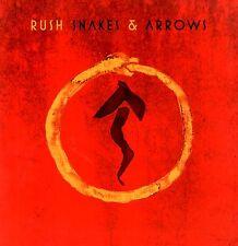 RUSH 2005 SNAKES & ARROWS  TOUR CONCERT PROGRAM BOOK / NM 2 MINT